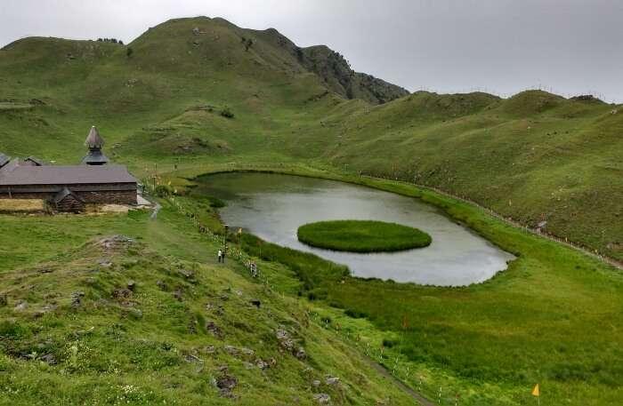 Prashar Lake trek, Himachal Pradesh