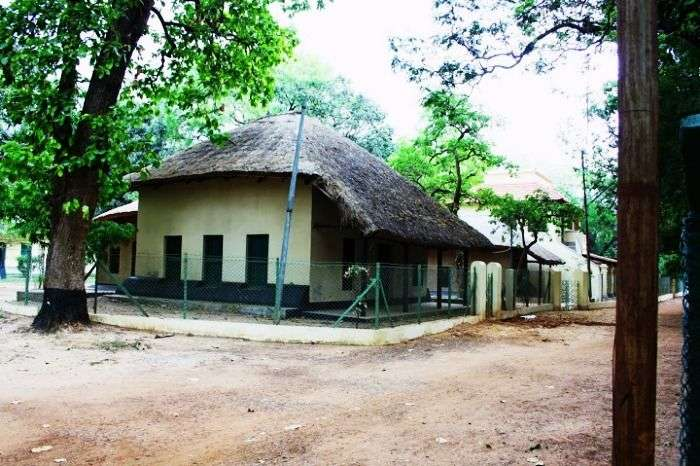School at Shantiniketan