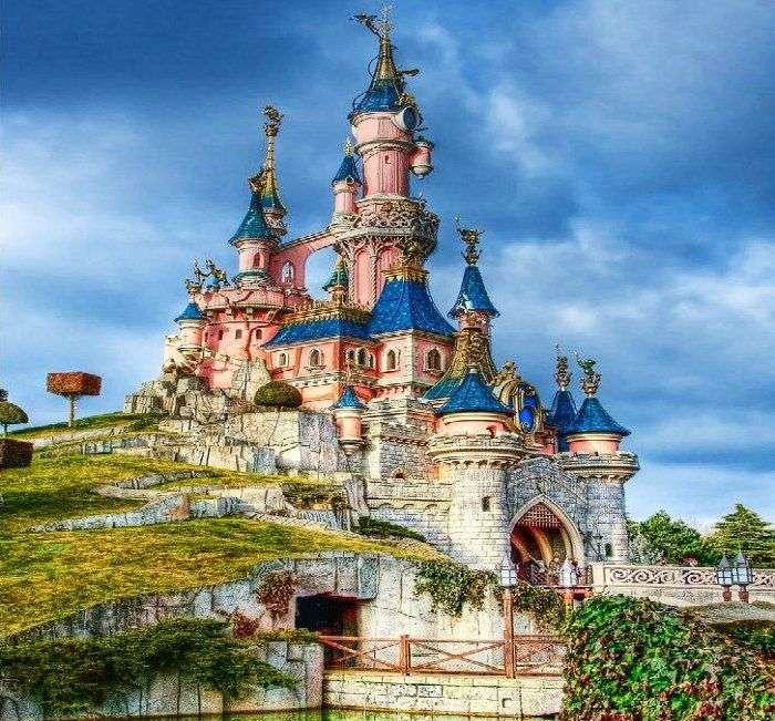 Sleeping Beauty's Castle in Sleeping Beauty