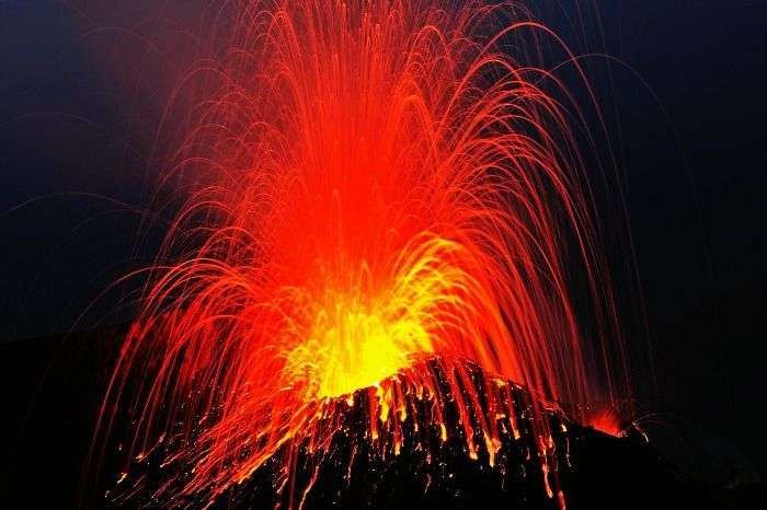 Get up and close to Stromboli Volcano and witness the magical fireworks