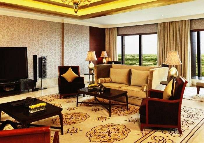 The Leela Ambience hotel in Gurgaon