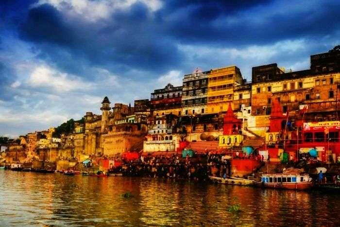 Varanasi Ghats in Uttar Pradesh