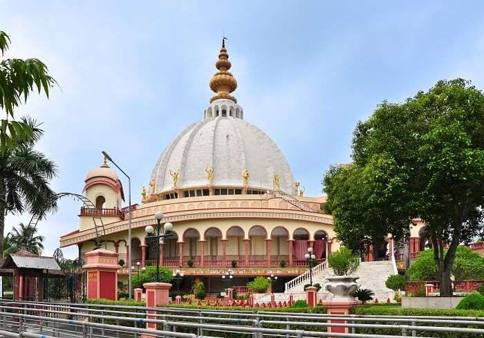 temple in mayapur