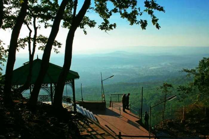 Amarkantak is amongst the spiritual hill stations in India