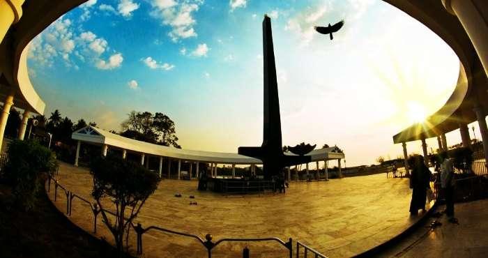 Anna Square in Chennai