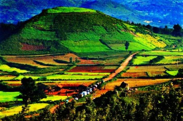 Araku Valley is one of the best hill stations near Hyderabad