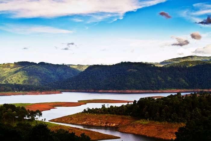 Bara Pani in Shillong in Meghalaya