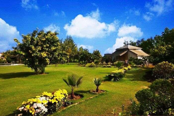Botanix Nature Resort in Haryana
