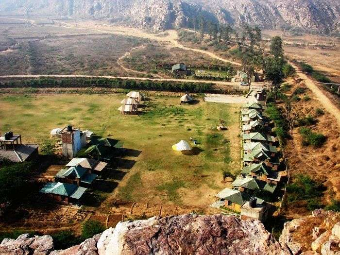 Camp Wild in Faridabad