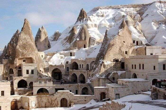 Cappadocia Cave Suites in Goreme