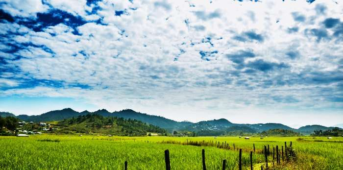 Champhai in Mizoram