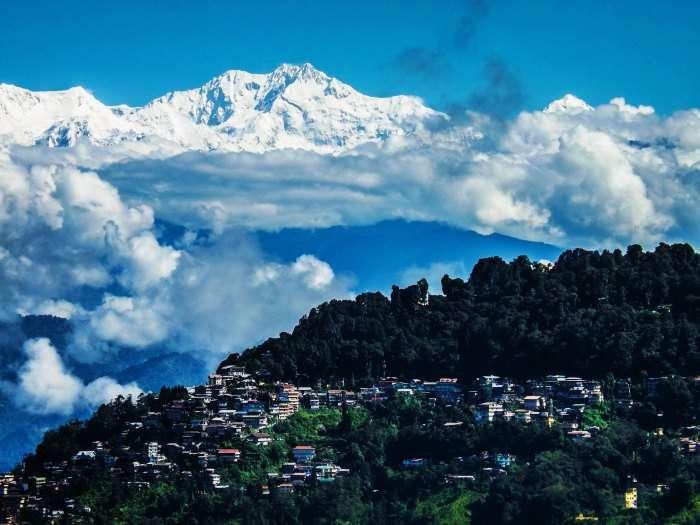 Darjeeling in West Bengal