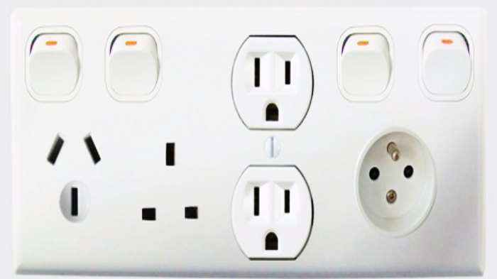 This is how european sockets look like