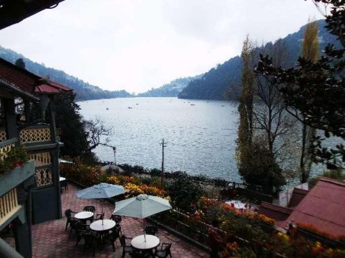 Grand Hotel in Nainital near Naina Lake