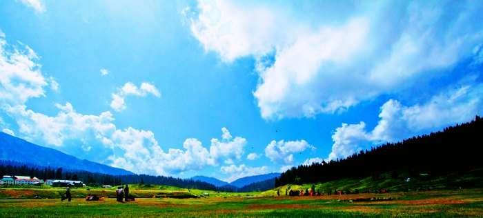 Gulmarg Jammu & Kashmir