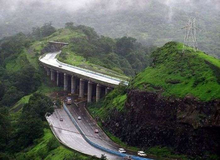 A tribal hill station enveloped by greenery and splendid view of the valley.