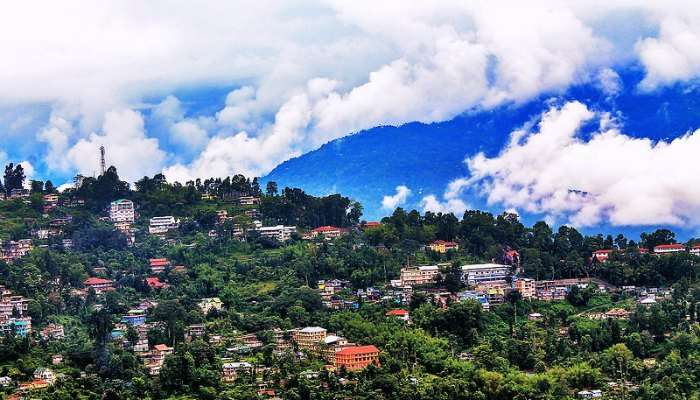 Kalimpong in West Bengal