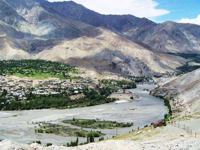 Kargil is one of the must visit places in Kashmir