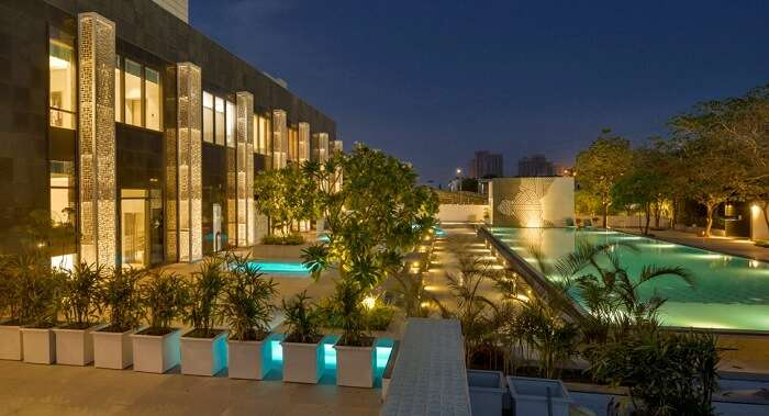 resort in gurgaon