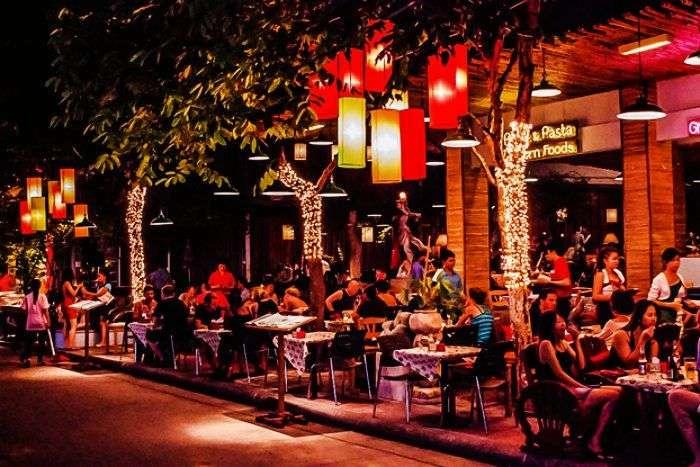 Khao San Road, Bangkok is your best suited Honeymoon destination