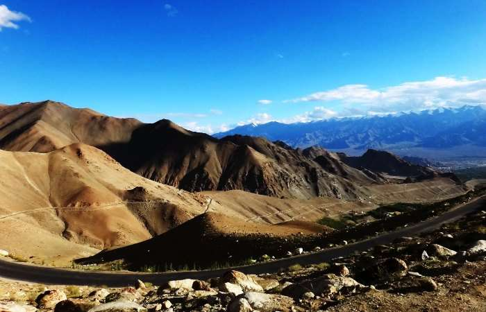 Khardung-la pass- Highest Motorable road in the World