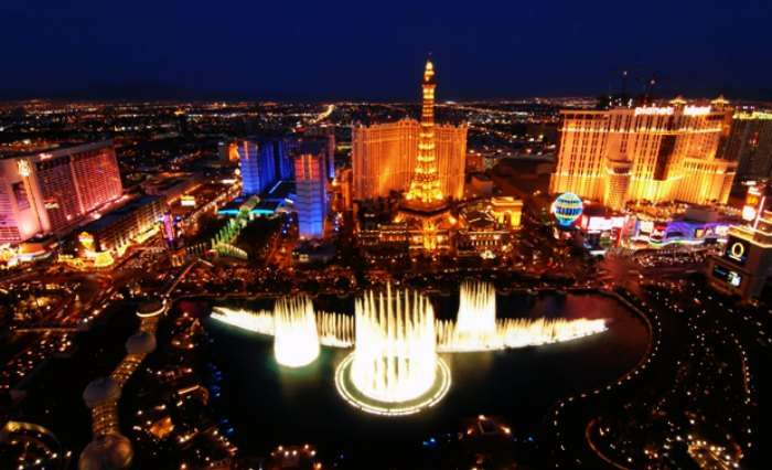 Honeymooning in the Sin city is not so sinful after all
