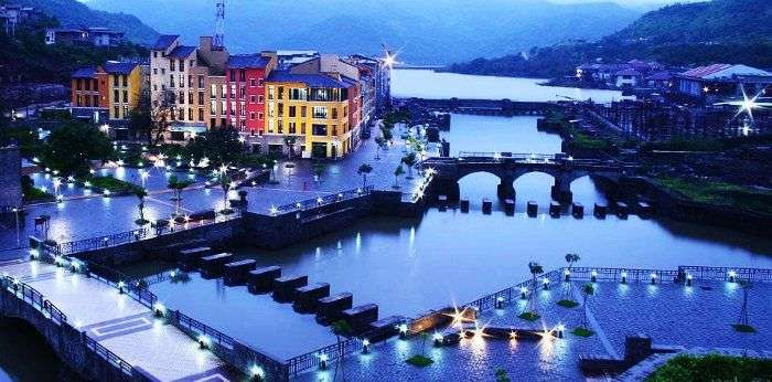 Lavasa is an upcoming hill resort near Mumbai