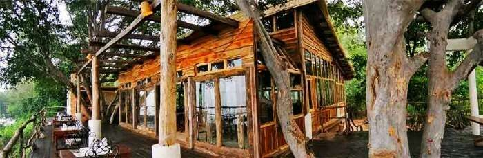 Maneland Jungle Lodge is one of the best jungle resorts in India