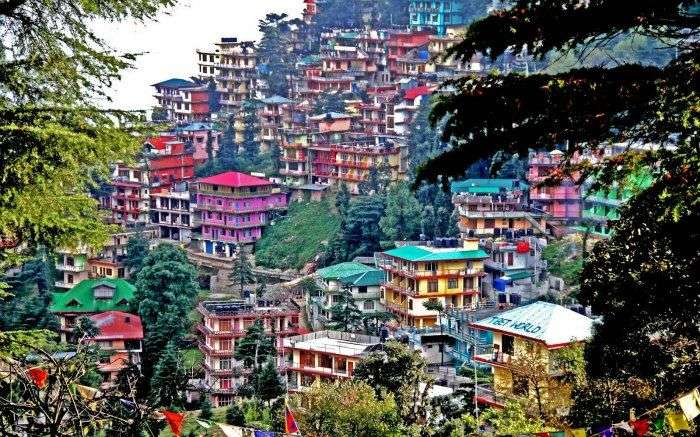 Mcleodganj is amongst the best places to visit with friends during summer