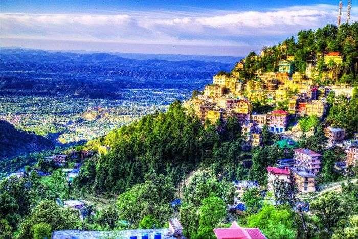 Mcleodganj in Himachal Pradesh