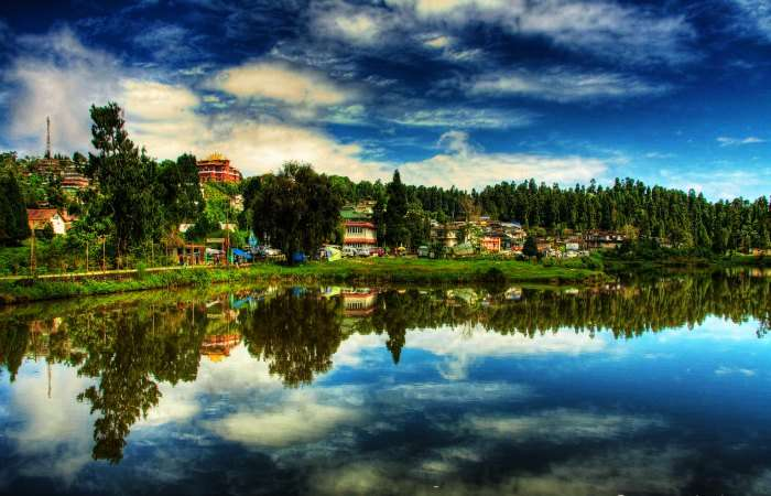 Mirik in West Bengal