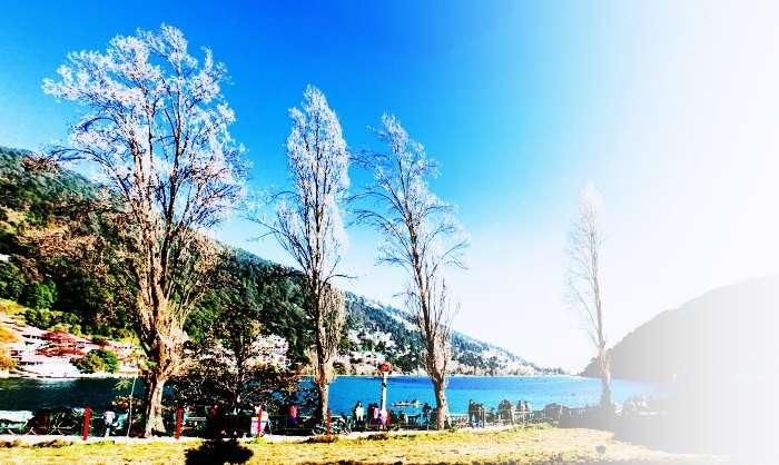 Nainital in Uttarakhand