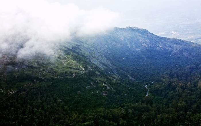Nandi Hills is the nearest Hill station near Bangalore well known for its sunrise and panoramic views