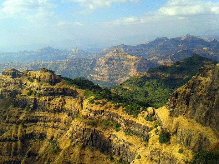 Panchgani is an ideal picnic spot near Pune in summers on the way to Mahabaleshwar