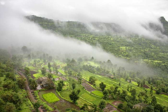 Raigad Ropeway is one of the most popular one day picnic spots near Mumbai