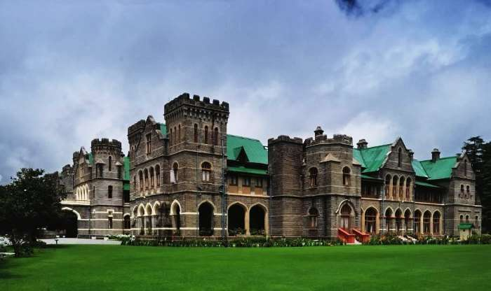Visit Raj Bhawan in Nainital