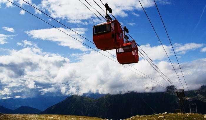 Enjoy Ropeway of Nainital