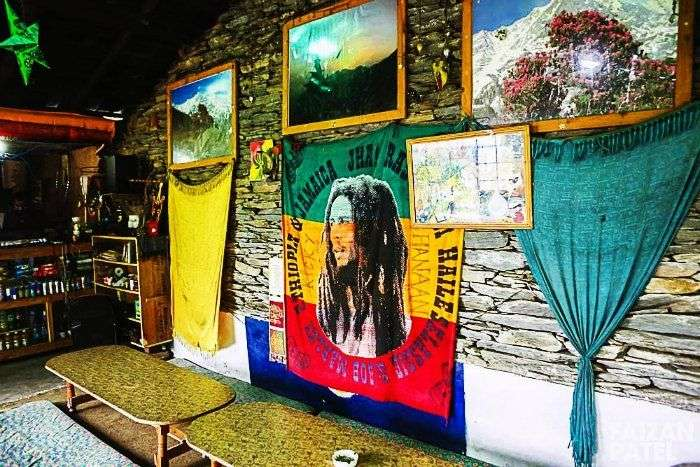 Shiva Cafe in Mcleodganj