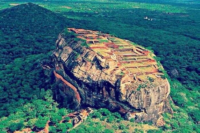Sigiriya-Rock-Sri-Lanka
