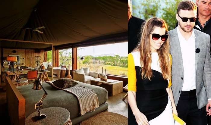 Kickstart your married life at Singita Faru Faru Lodge