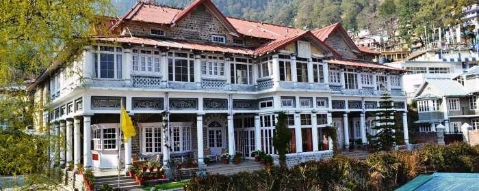 The Royal Hotel in Nainital