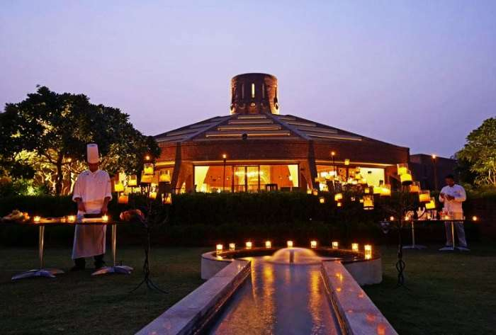 Luxurious services at The Westin Sohna Resort