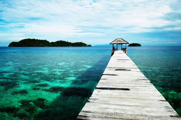 Togean Islands in Sulawesi