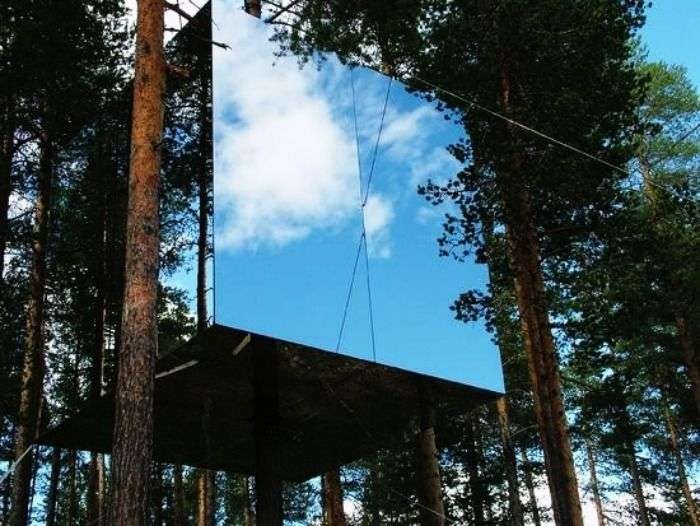 Tree Hotel in Laponian Sweden