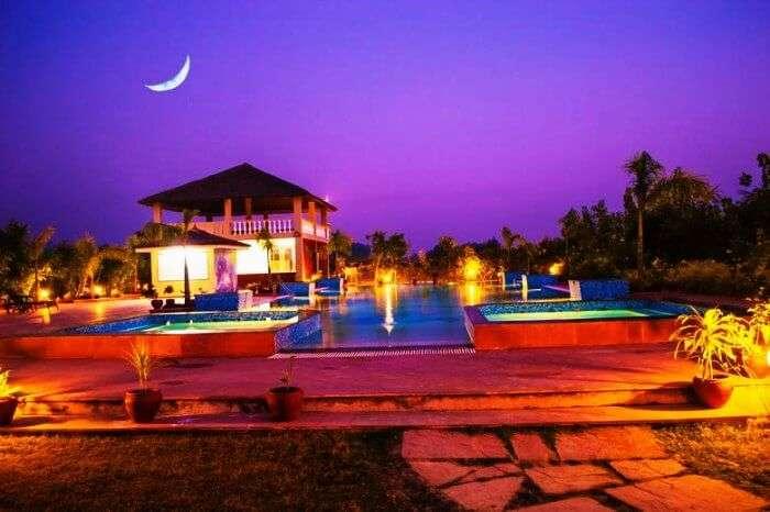 Tusker Trails Resort in Bandipur National Park