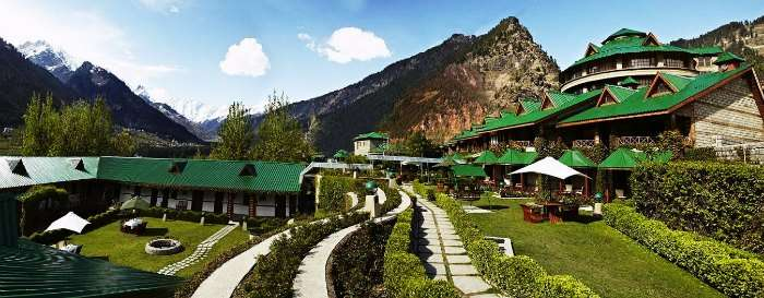 Plan your honeymoon in Manali with a stay at White Meadows – Manali