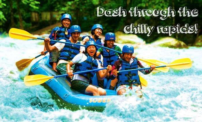 15 Best Destinations For River Rafting In India For Your Trip