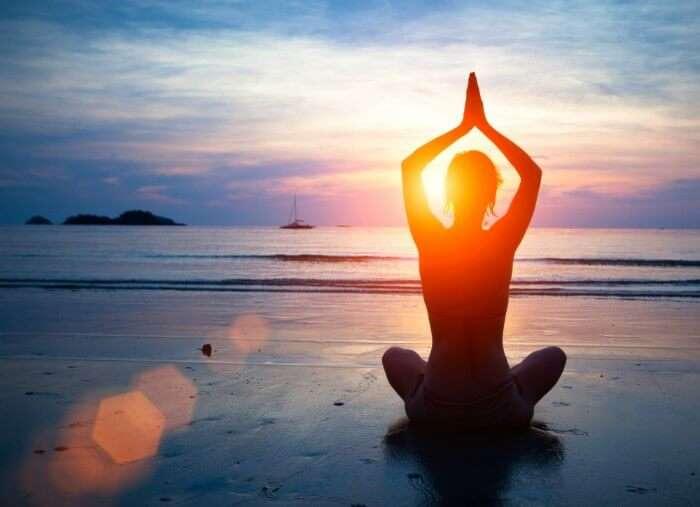 Ashiyana Yoga Retreat in goa