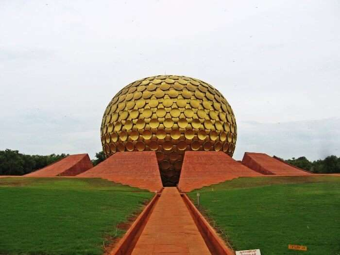 Auroville is amongst the popular tourist places in Pondicherry