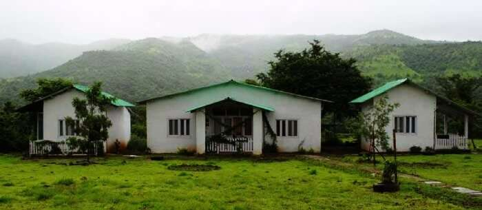 One of the best nature centric resorts near Pune